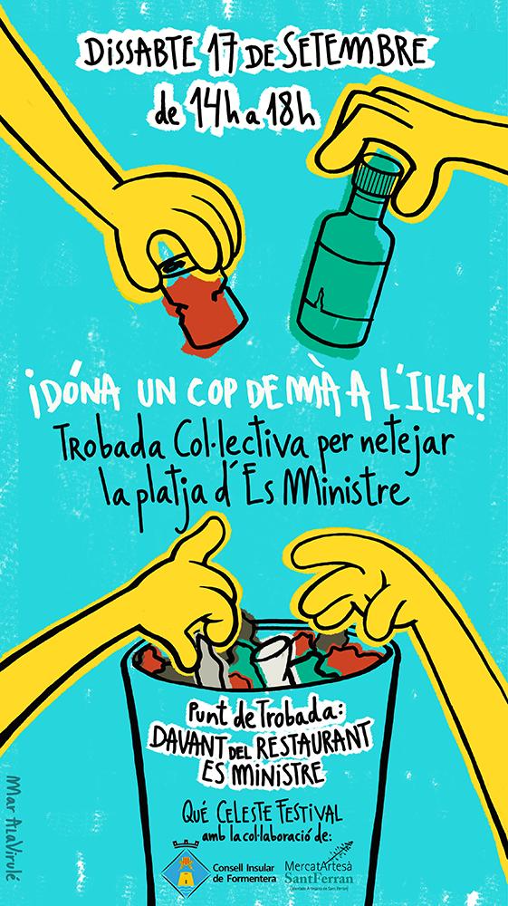 Ilustradora Diseñadora Formentera