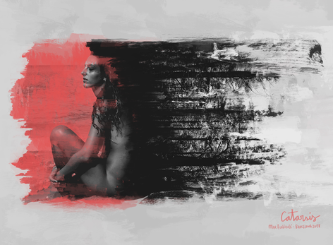 CATARSIS-Mixed Media-Collage Digital-Mar Callejon-Mar AlaVirulé