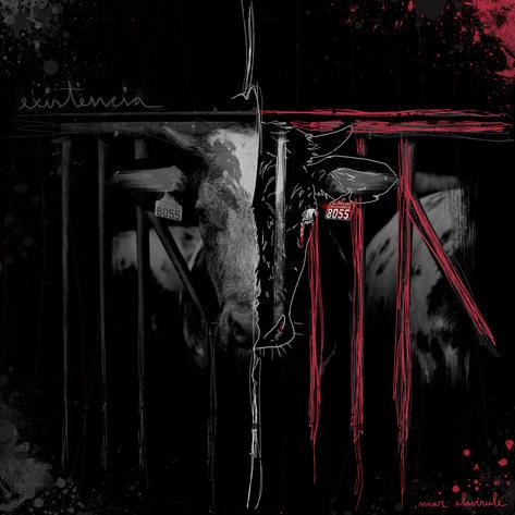 EXISTENCIA-Mixed Media-Collage Digital-Mar Callejon-Mar AlaVirule