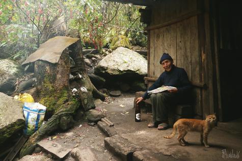 La Hospitalidad- Andes, Perú