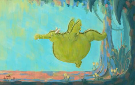 ilustración-Dragón-AlaVirulé