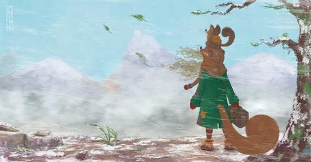 ilustración- Hacia Nuevos Horizontes Tempestuosos