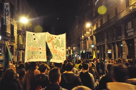 Manifestación Barcelona 03