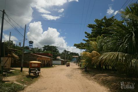 Callejeando por Puerto Maldonado- Amazonía Peruana