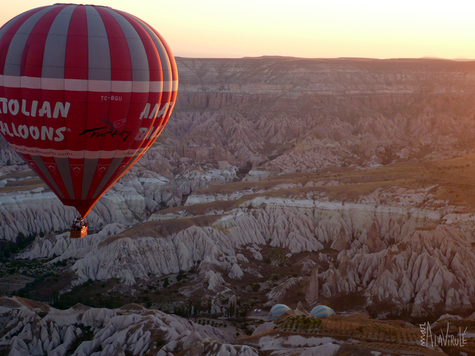 Surcando Cielos- Kapadokya, Turquia