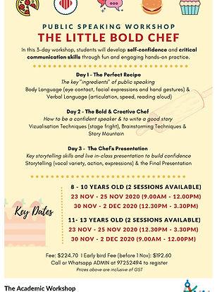 2020 - Nov.Dec PS workshop_The Little Bo