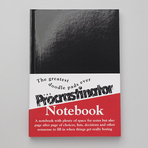 The Procrastinator Notebook