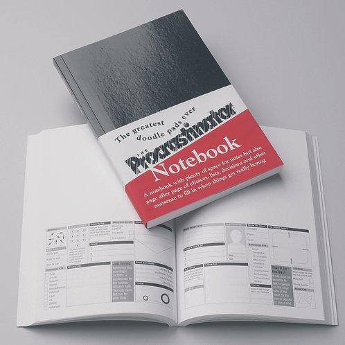 The Procrastinator Notebook