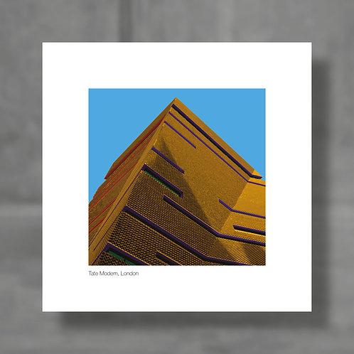 The Tate Modern, London - Colour digital print