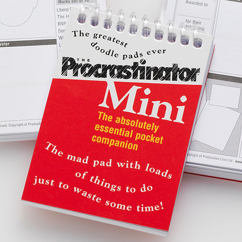 The Procrastinator Mini