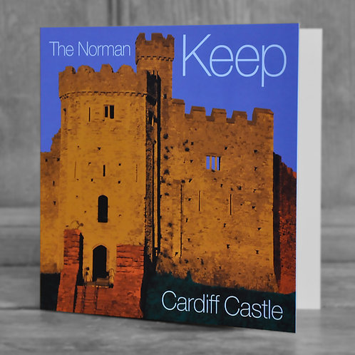 Cardiff Castle card collection