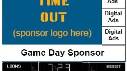 Timeout Sponsor