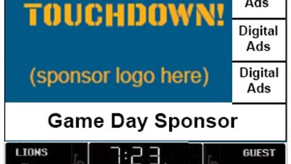 Touchdown Sponsor