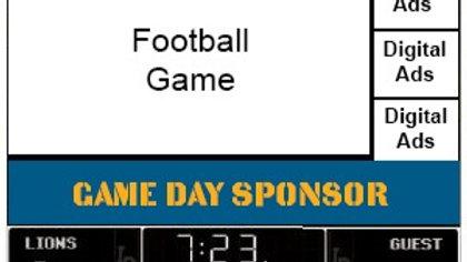 Game Day Sponsor