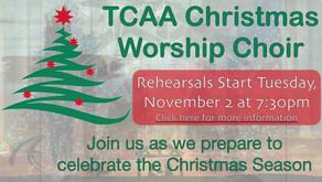 Christmas Worship Choir