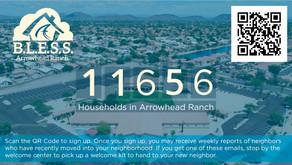 Bless Every Home: Arrowhead Ranch