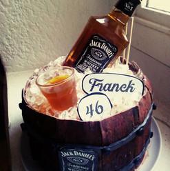 Thème Jack Daniel's