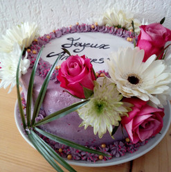 Thème fleuri