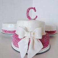 Gâteau Perlé