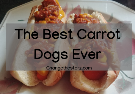 The Best Carrot Dogs Ever