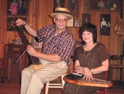 Ed and Caroline Wilcox