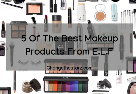 5 Of The Best Makeup Products From E.L.F