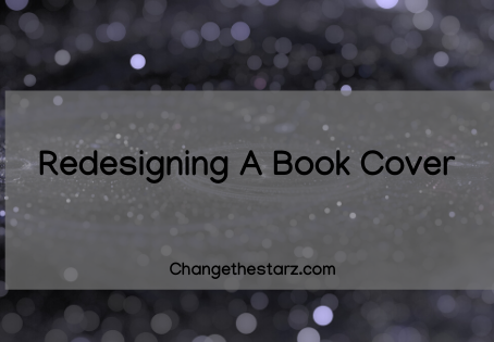Redesigning A Book Cover