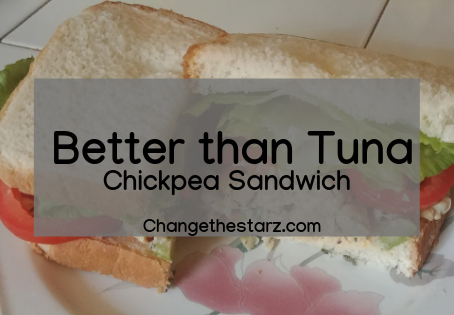 Better than Tuna Chickpea Sandwich