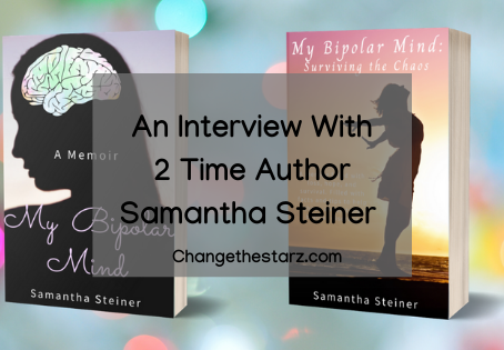 An Interview With 2 Time Author Samantha Steiner