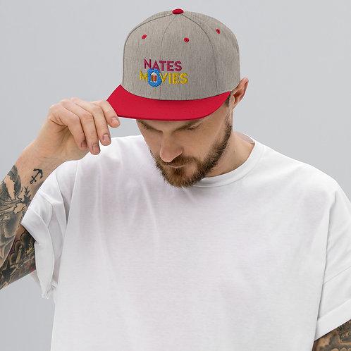 NatesMovies Snapback Hat