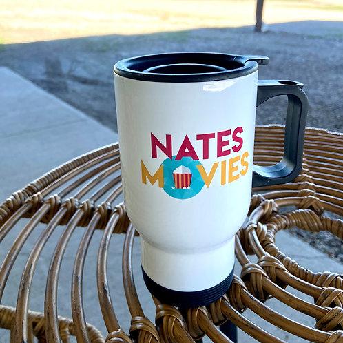 NatesMovies Travel Mug