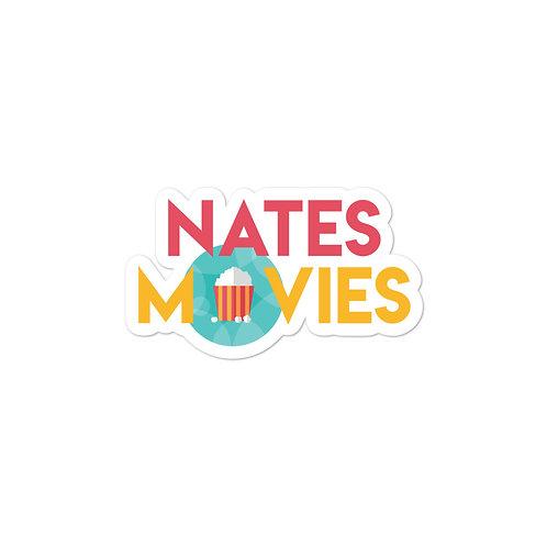 NatesMovies Stickers