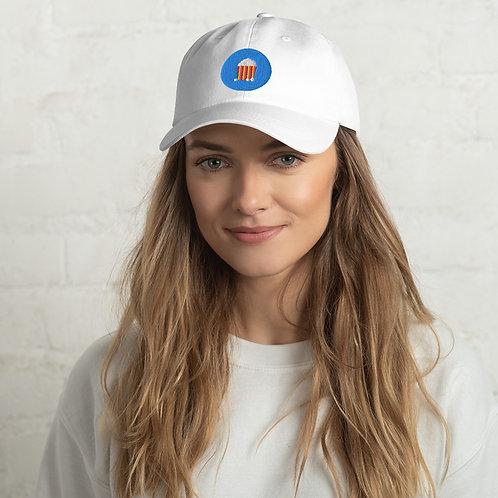 Minimalist NatesMovies Dad Hat