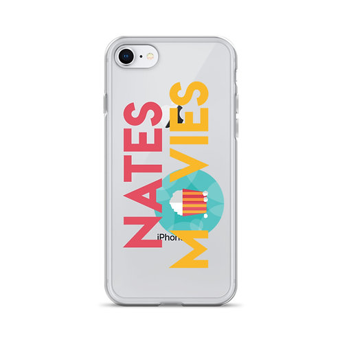 NatesMovies iPhone Case