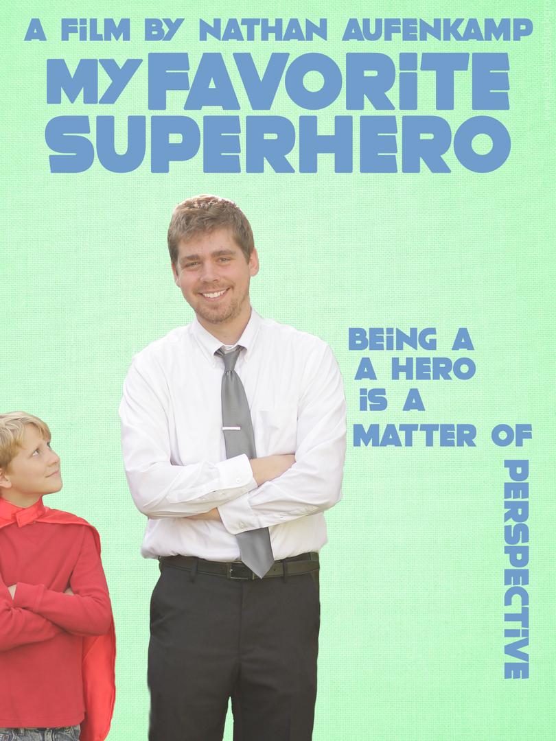 My Favorite Superhero (2014)