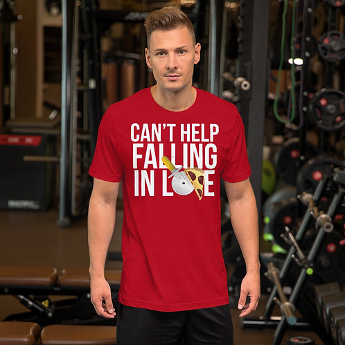 Can't Help Falling in Love Short-Sleeve Unisex T-Shirt