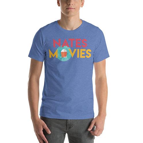 NatesMovies Short-Sleeve Unisex T-Shirt