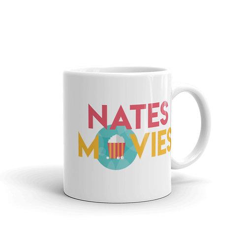 NatesMovies Plain White Mug