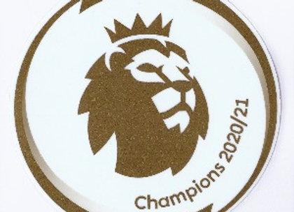 Premier League Champions 20/21 Sleeve Patch