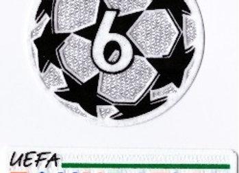 Champions League 6 Badge of Honour