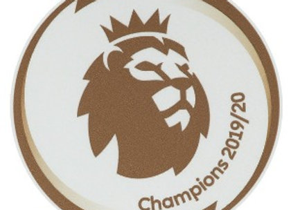 Premier League Champions 2019 Sleeve Patch