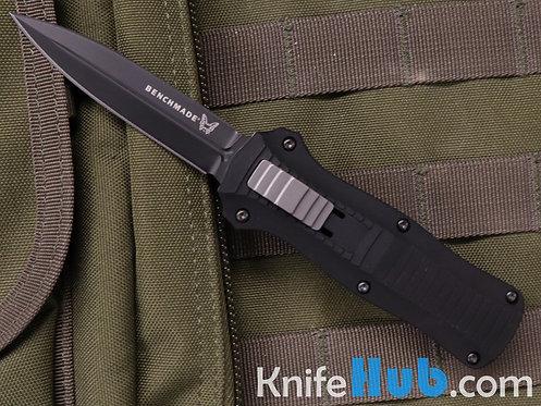 Benchmade Mini Infidel Black Aluminum Handle Black S30V Blade 3350BK