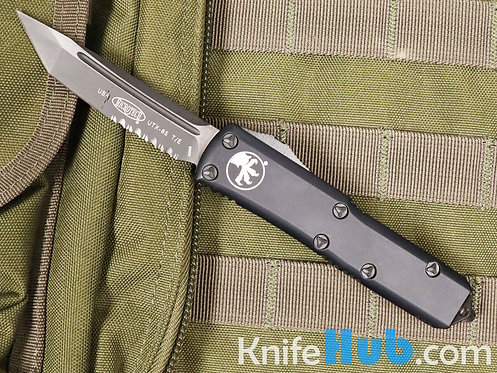 Microtech UTX-85 T/E Tactical Partial Serrated 233-2T