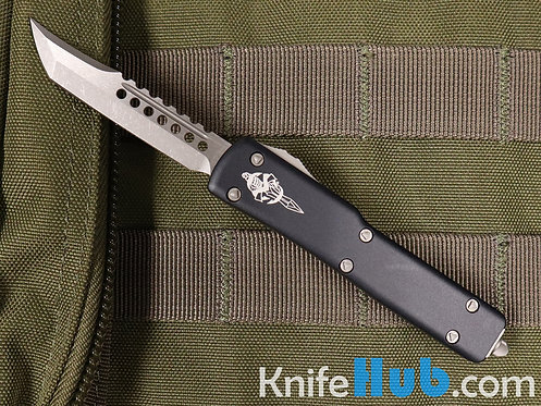 Microtech UTX-70 Hellhound Signature Series Apocalyptic Standard 419-10 APS