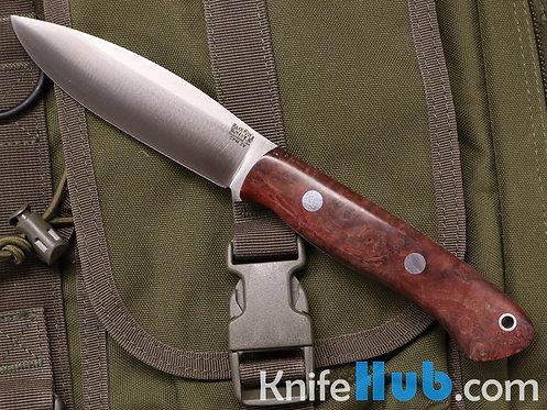 Bark River Knives Tundra 3V Red Elder Burl #2