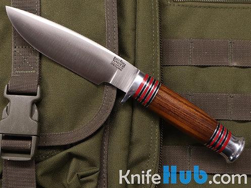 Bark River Knives Michigan Hunter CPM Cru-Wear Desert Ironwood Burl #4