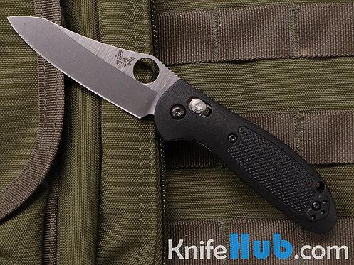 Benchmade Mini Griptilian Black FRN Handle Satin S30V Blade 555-S30V