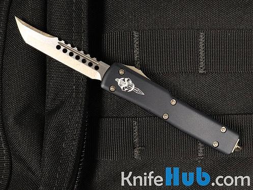Microtech UTX-70 Hellhound Signature Series Bronzed Standard 419-13 S