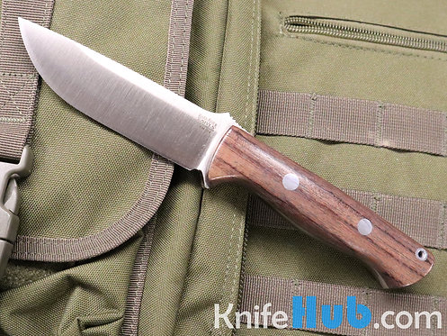 Bark River Knives Bravo 1 CPM M4 Dark Zebrawood