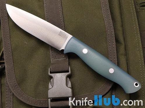 Bark River Knives EXT-1 S45VN Ghost Green Jade G-10